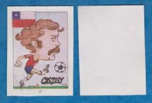 Chile Carlos Caszely Colo-Colo 17